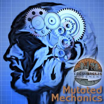 Mutated Mechanics cover art