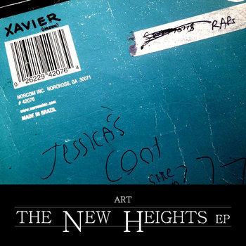 The New Heights EP cover art