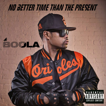 No Better Time Than The Present cover art