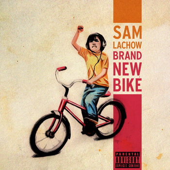 Brand New Bike cover art