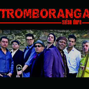 Tromboranga cover art