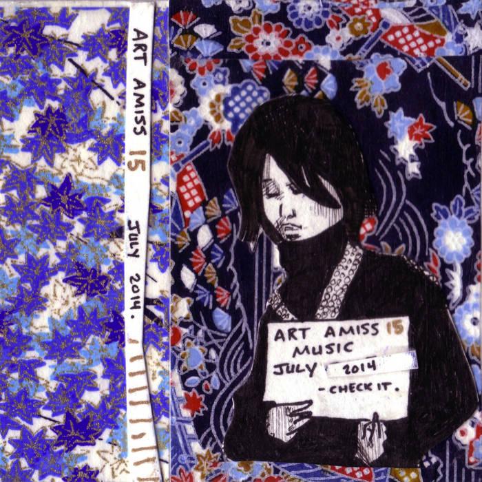 Art Amiss 15 cover art