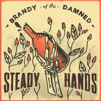Brandy Of The Damned cover art