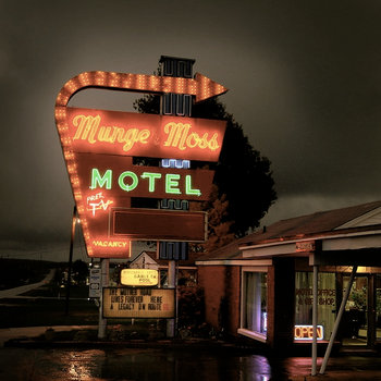 Melancholy Motel Blues cover art