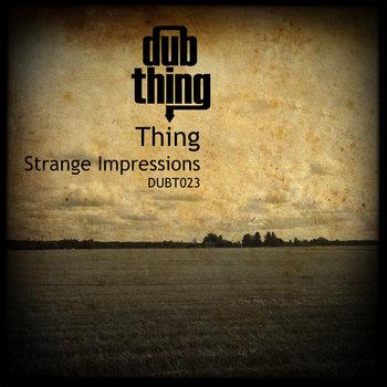 Strange Impressions cover art