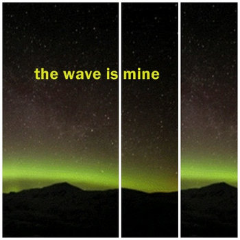 the wave is mine cover art