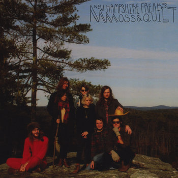 New Hampshire Freaks cover art