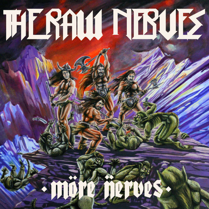 More Nerves cover art