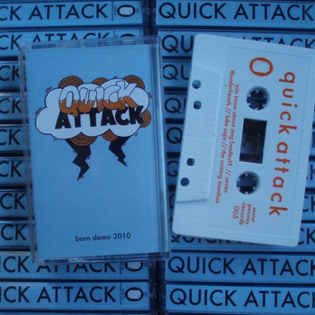 Quick Attack Cassette SPR05 cover art