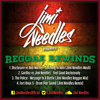 Jimi Needles - Reggae Rewinds cover art