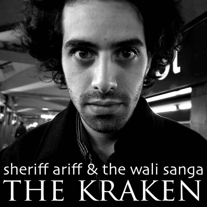 The Kraken cover art