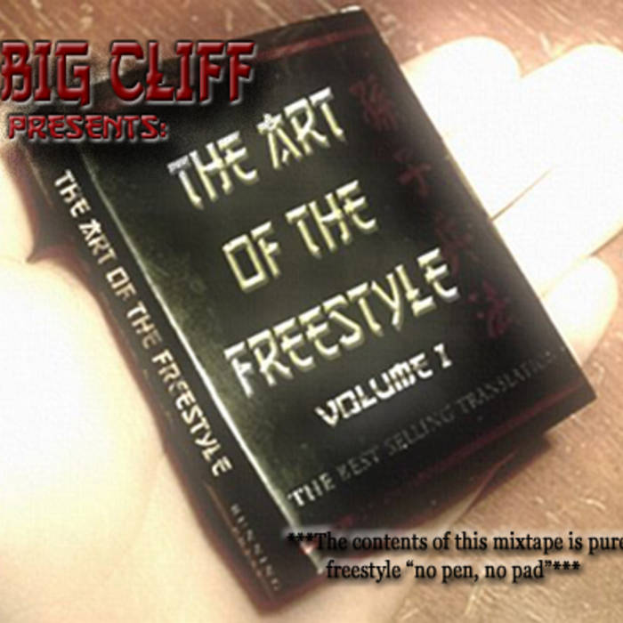 The Art Of The Freestyle cover art