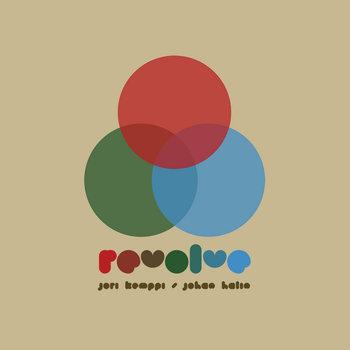 Revolve cover art