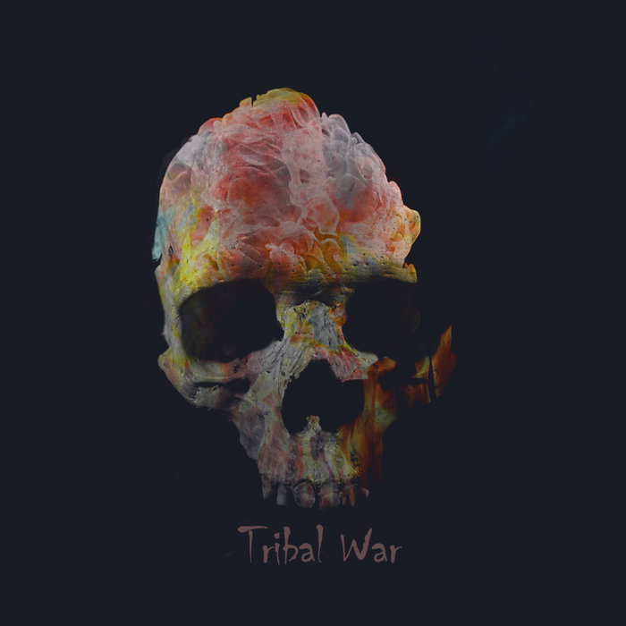 Tribal War EP cover art
