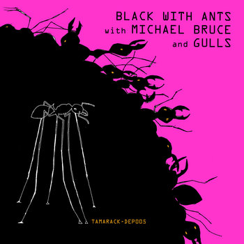 Black With Ants cover art