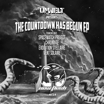 The Coutdown Has Begun EP cover art