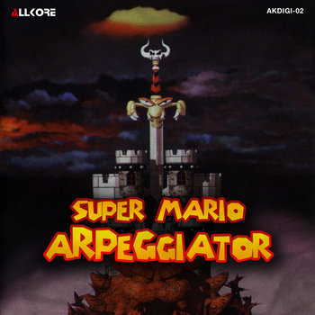 Super Mario aRPeGgiator cover art
