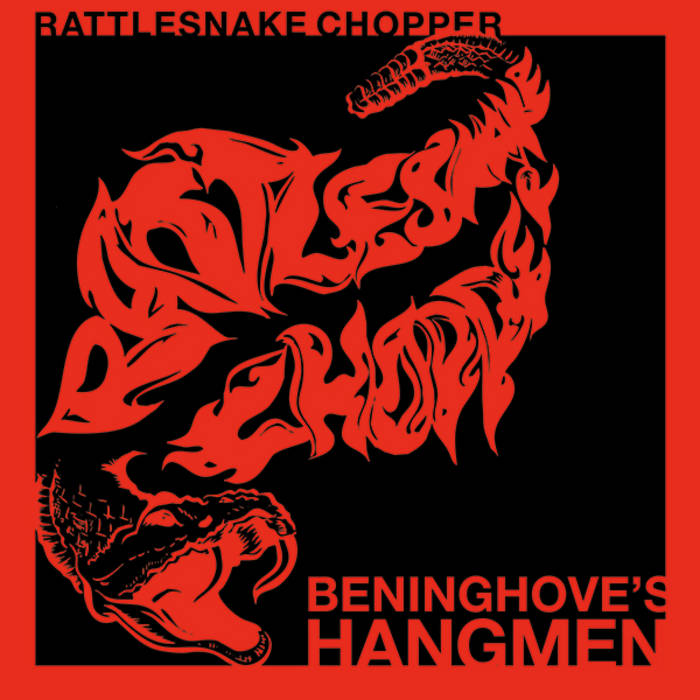 """Rattlesnake Chopper"" EP cover art"