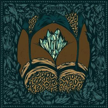 Teielte - Crystalline EP cover art