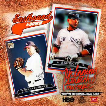 HBO x Miller High Life x Aspektz: EASTBOUND & DOWN - 7th Inning Stretch cover art