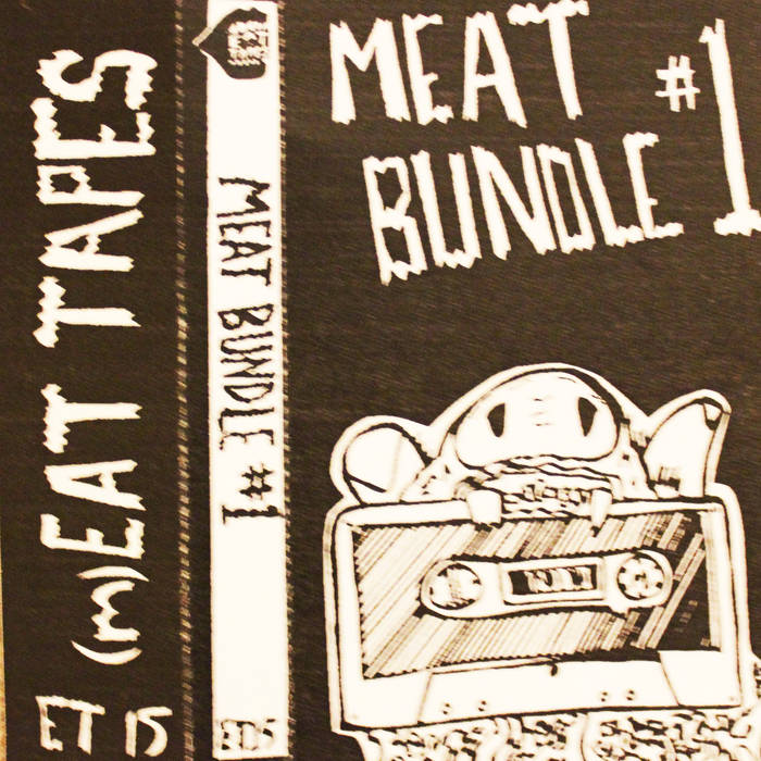 MEAT BUNDLE #1 cover art