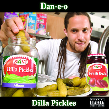 Dilla Pickles cover art