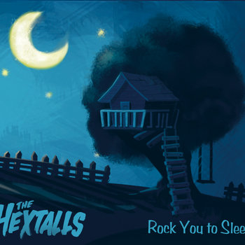 Rock You To Sleep cover art