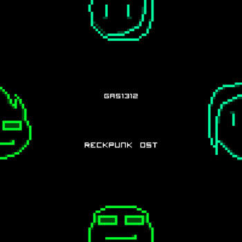 ReckPunk OST cover art