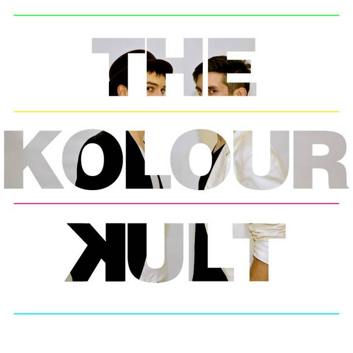 The Kolour Kult EP cover art