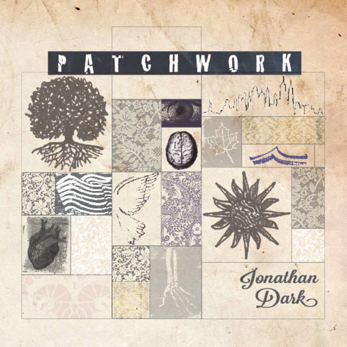 Patchwork cover art