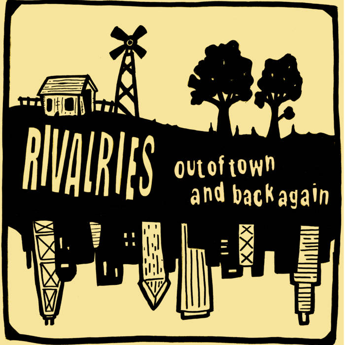 Out of town and back again (2012) cover art