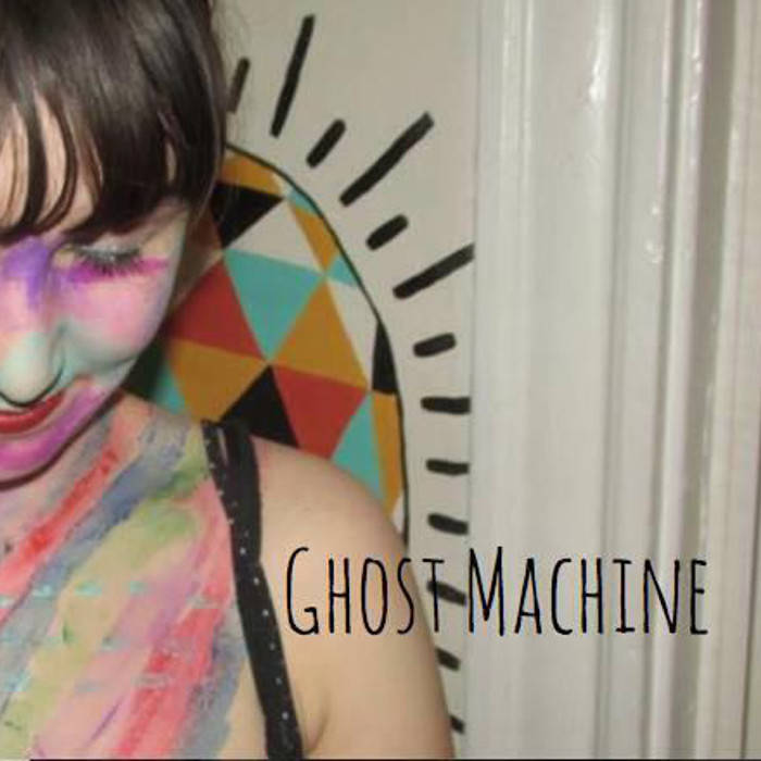 Ghost Machine cover art