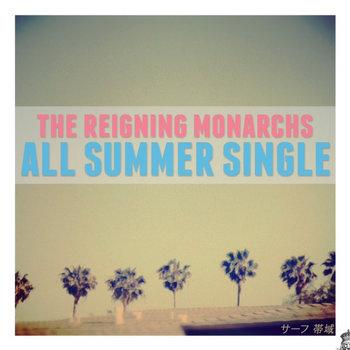 All Summer Single cover art