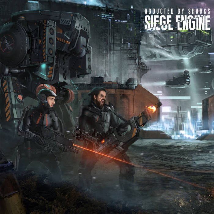Siege Engine cover art