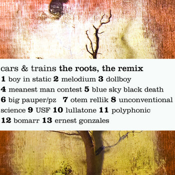 The Roots, The Remix cover art