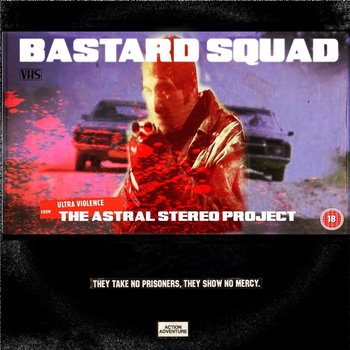 Bastard Squad cover art