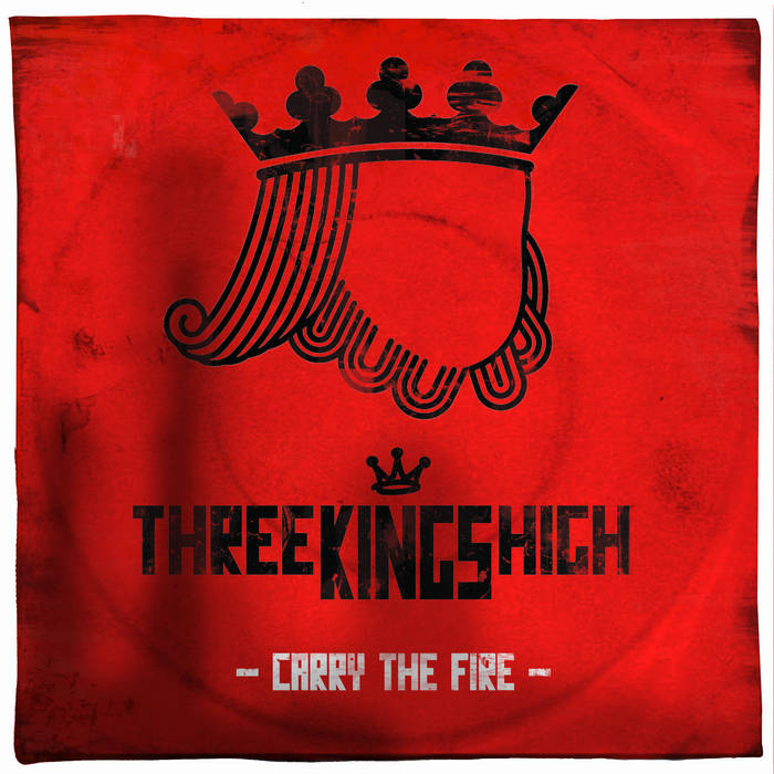 Carry The Fire cover art