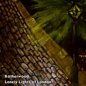 Lonely Lights of London cover art