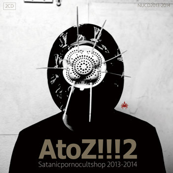 AtoZ!!!2 (NUCD2013-2014) cover art