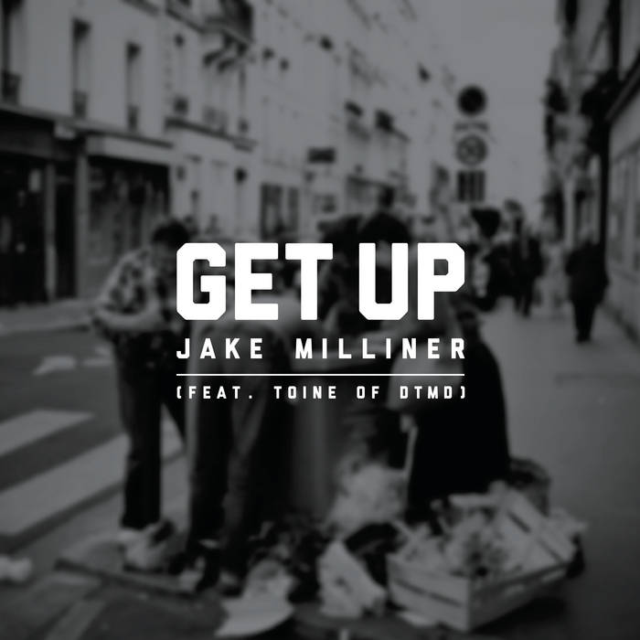 Get Up (feat. Toine of DTMD) cover art