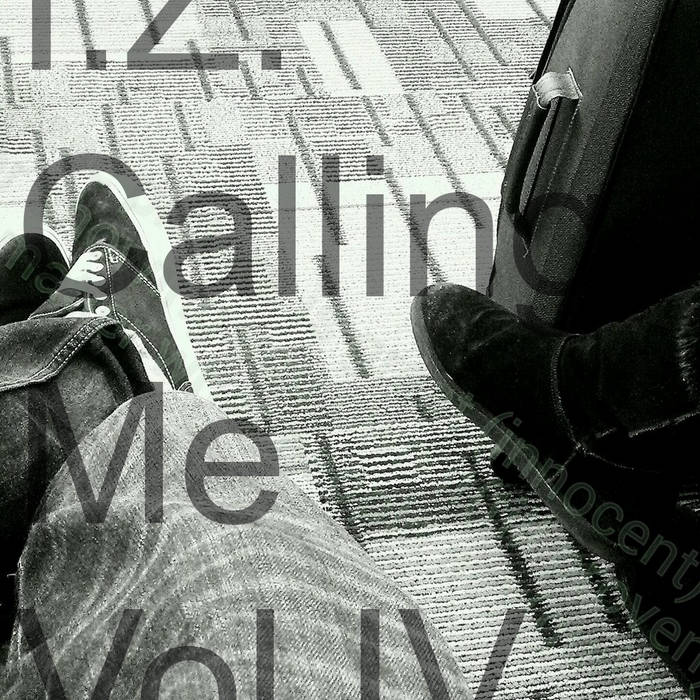 Calling Me I.Z. Vol IV cover art