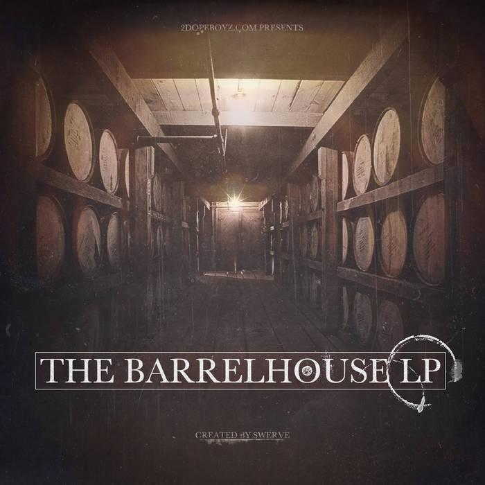 The Barrelhouse LP cover art