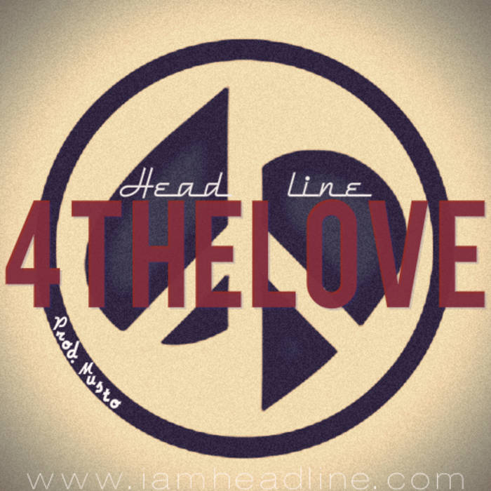 4TheLove (prod. Musto) cover art