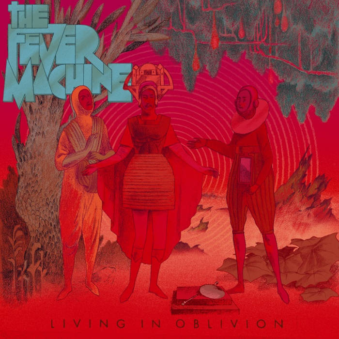 Living In Oblivion cover art