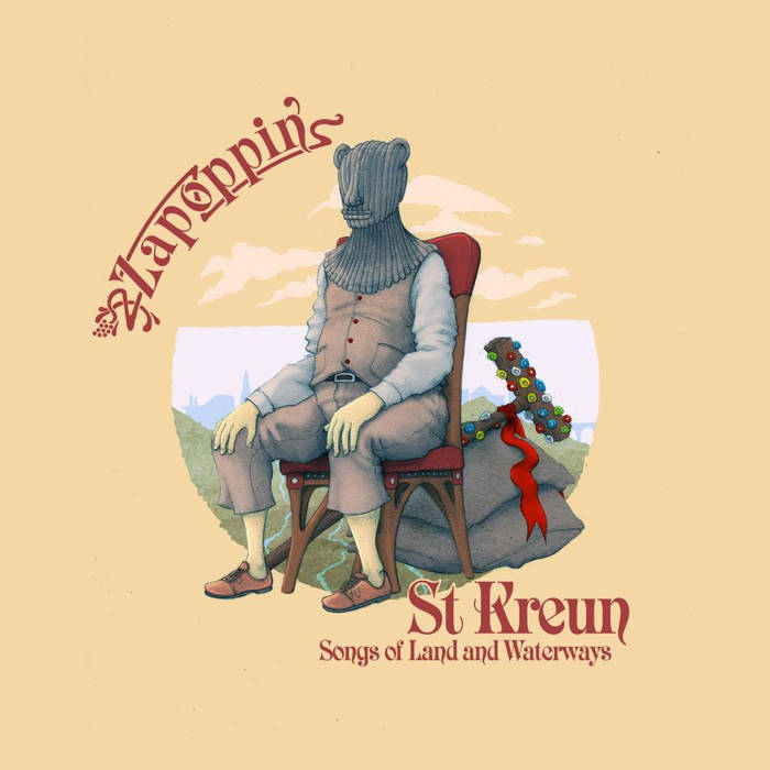 St Kreun: Songs of Land and Waterways cover art