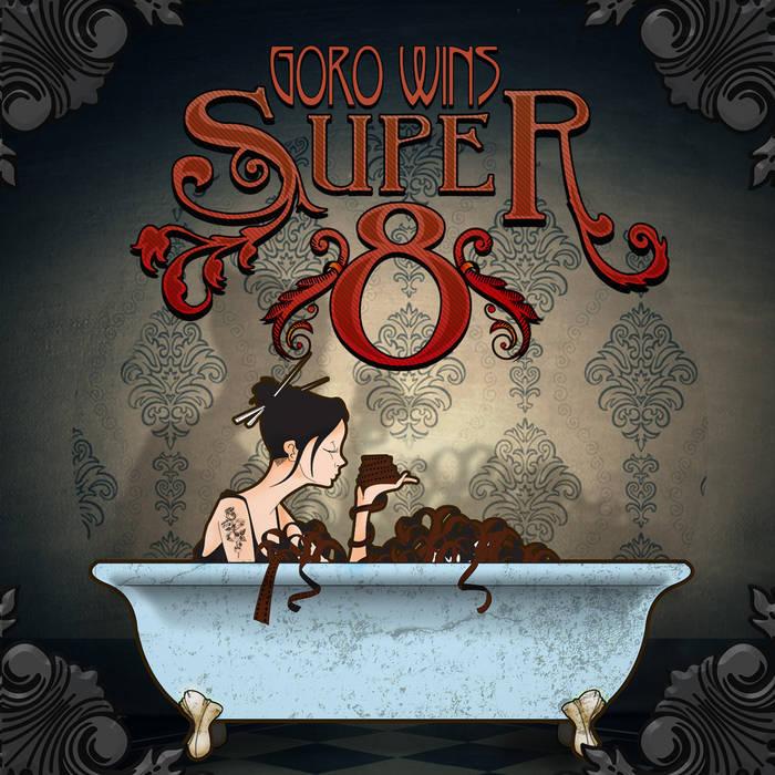 Super 8 cover art