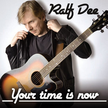 Your Time Is Now cover art
