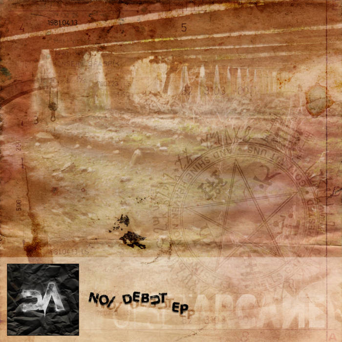 No/ Debut EP cover art