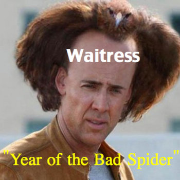 Year of the Bad Spider cover art