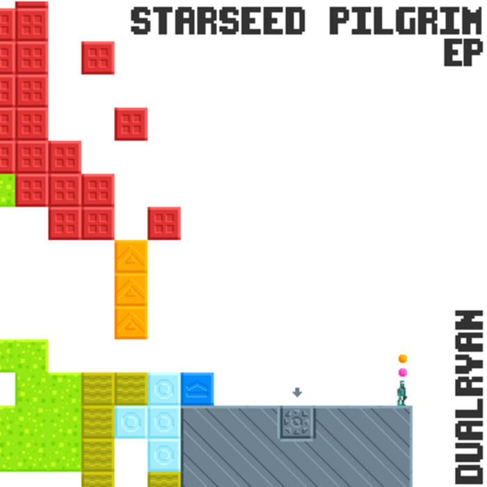 Starseed Pilgrim EP cover art